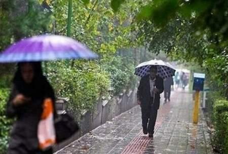 سامانه بارشی جدید سهشنبه وارد کشور میشود