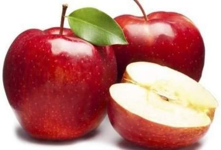 مواد شیمیایی داخل سیب مغز را تقویت میکند