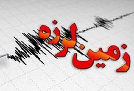 وقوع زلزله ۴.۹ ریشتری در حوالی مرز بازرگان