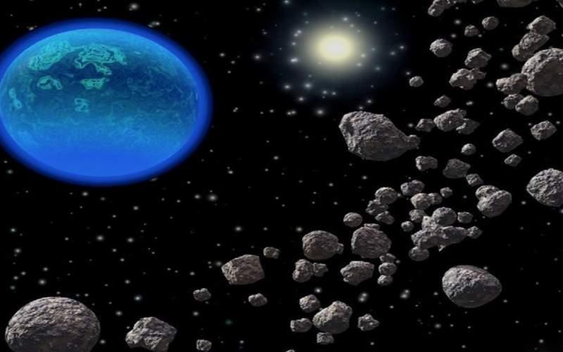 خطر برخورد سیارک آپوفیس به زمین