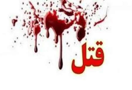داماد همدانی مادرزنش را کشت