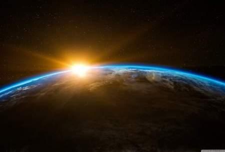 تماشای طلوع و غروب خورشید از فضا/تصاویر