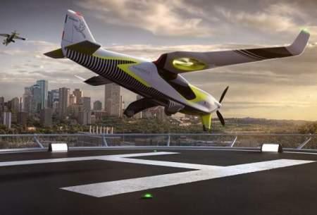 تولید تاکسی هوایی دوربرد در فرانسه