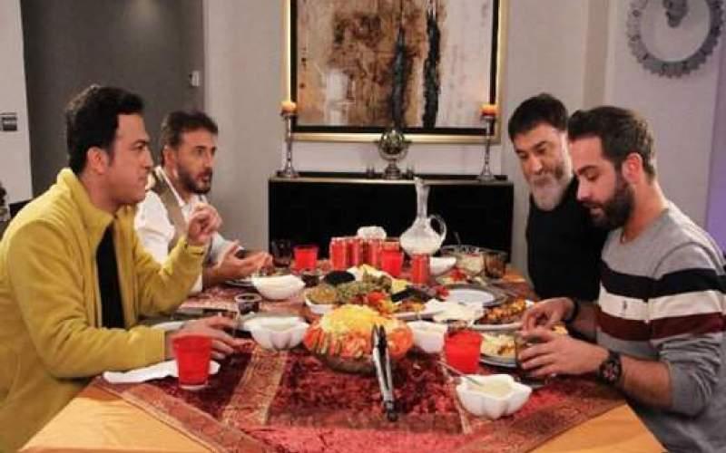 خاطره بغض آلود حامد آهنگی از علی انصاریان