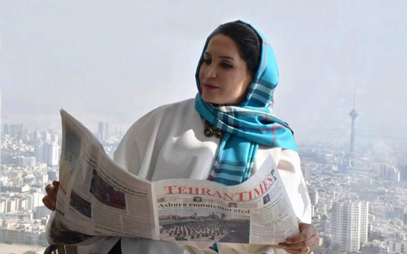 مصیح جعفرزاده این روزها مادر موفقیت ایران است