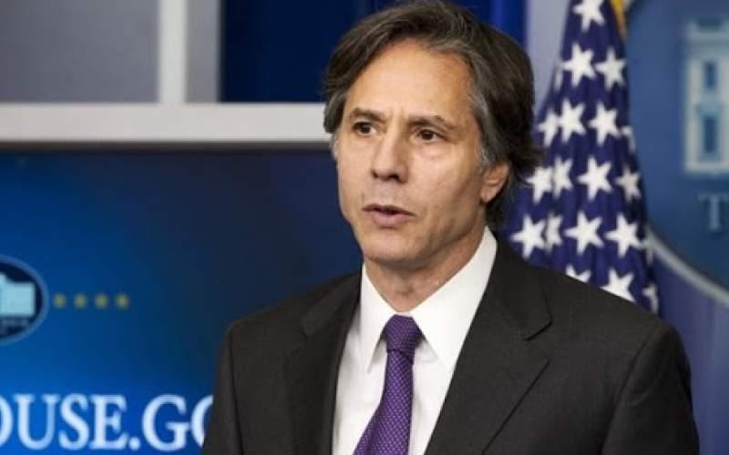 راه دیپلماسی آمریکا با ایران باز است