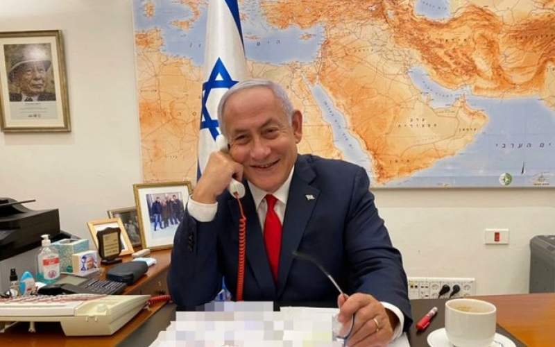 مكالمه یك ساعته بایدن با نتانیاهو با محوریت  ایران