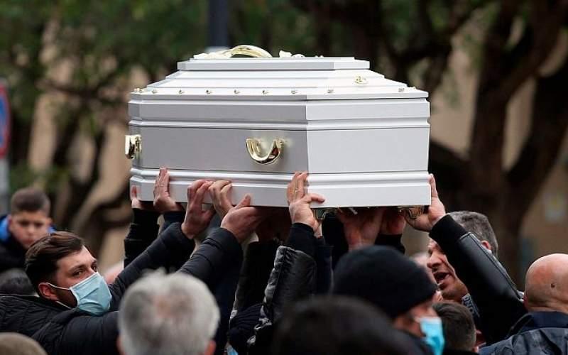 ثبت ۴۵۰ هزار مرگ بیشتر از سالهای گذشته