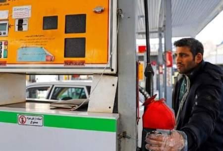 عدم جریمه رانندگانبدون ماسکدرپمپبنزین