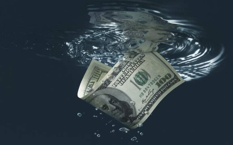 شاخص دلار برای دومین روز متوالی افت کرد