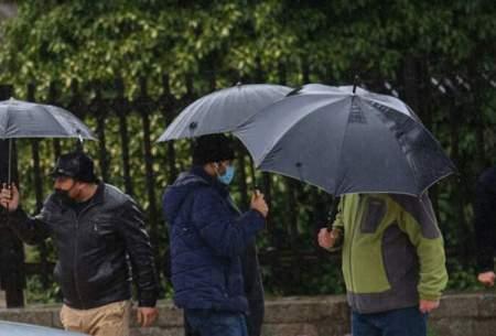 ورود دو سامانه بارشی به کشور طی هفته جاری