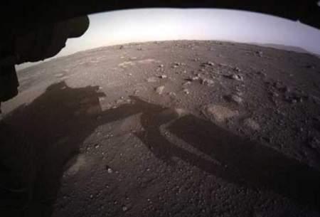 اولین تصاویر کاوشگر استقامت از سطح مریخ
