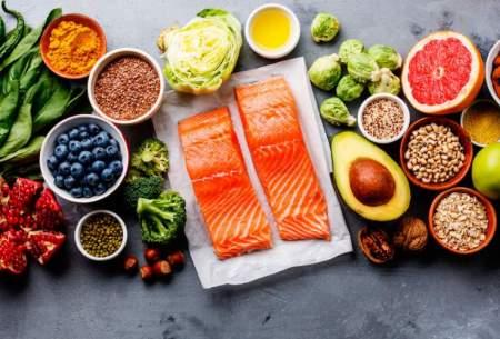 5 خوراکی که مغز را تقویت و بازسازی میکنند