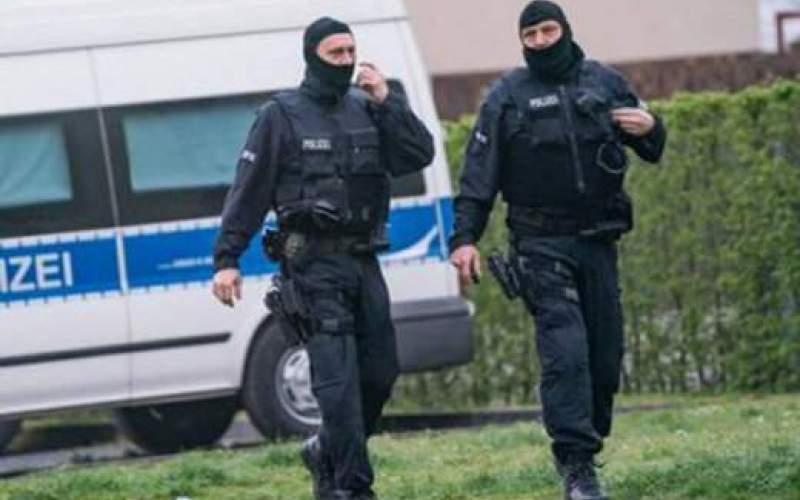 حمله به ماشین حمل پول در آلمان