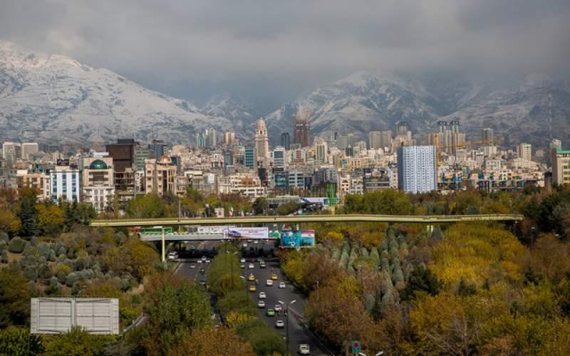 تداوم هوای «قابل قبول» پایتخت