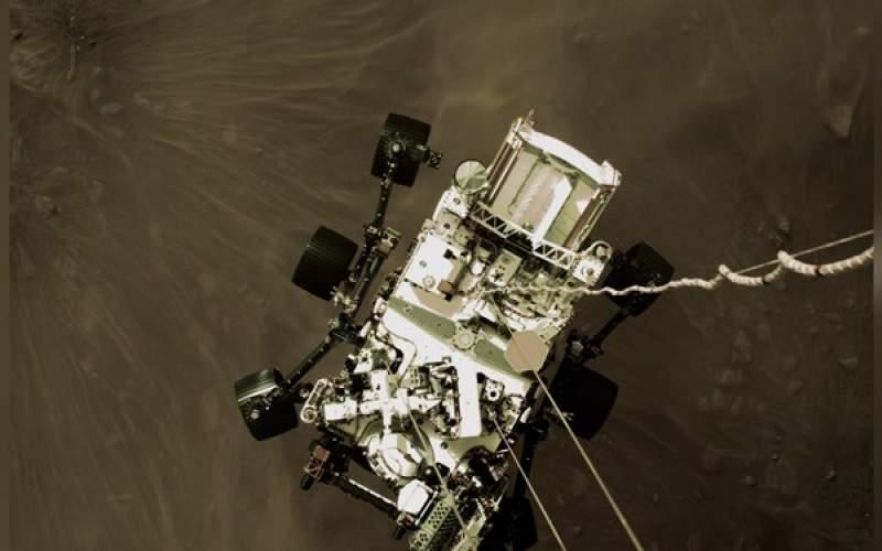 جستوجو برای نشانههای حیات در مریخ