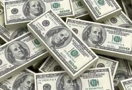 قیمت دلار ۲۵ هزار و ۱۰۰ تومان شد/جدول