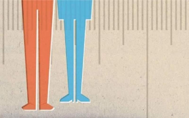 چرا مردان قد بلندتر از زنان هستند؟