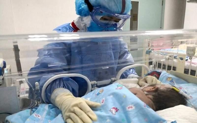 کودک ۳ماهه مسجدسلیمانی به کرونامبتلا شد