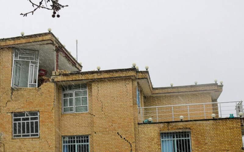مهمترین نیاز امروز زلزله زدگان شهر سی سخت