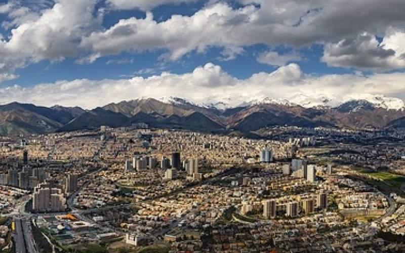 """هوای تهران در شرایط """"قابل قبول"""" است"""
