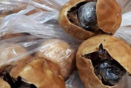 کشف سه کیلوگرم تریاک در لیمو عمانی!