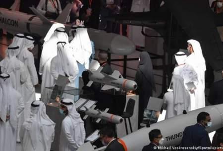 برپایی نمایشگاه تجهیزات نظامی در ابوظبی
