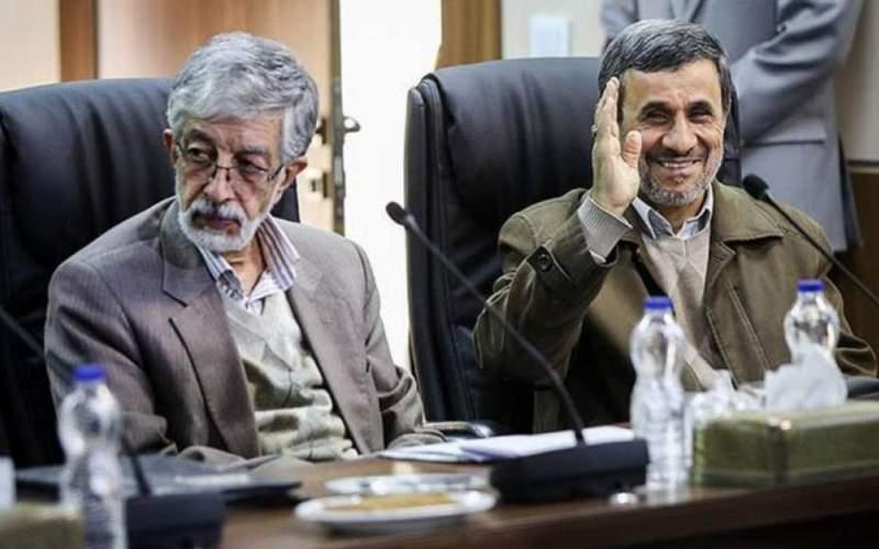 چرا احمدینژاد و حدادعادل با هم بد شدند؟