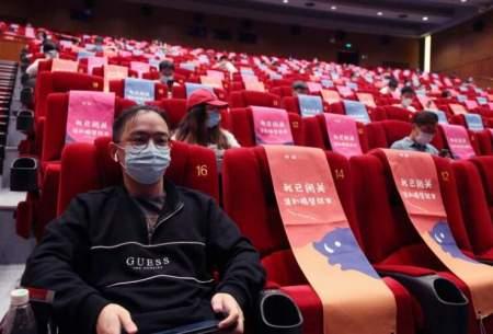 گیشه سینمای چین روی خط موفقیت