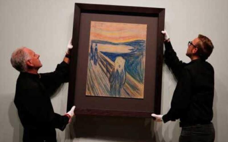فاش شدن یکی از رازهای هنر مدرن