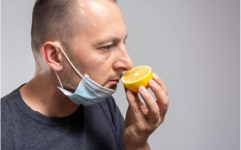 فقدان حس چشایی و بویایی تا ۵ ماه بعد از کرونا