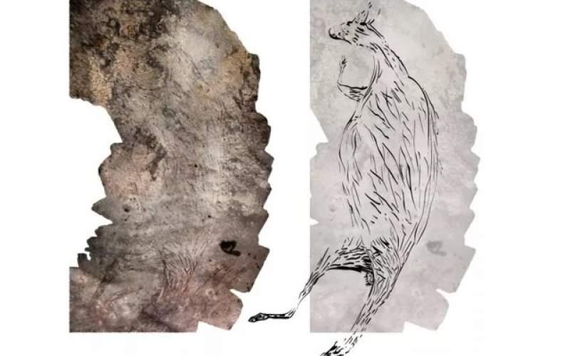 قدیمیترین سنگنگاره استرالیا کشف شد