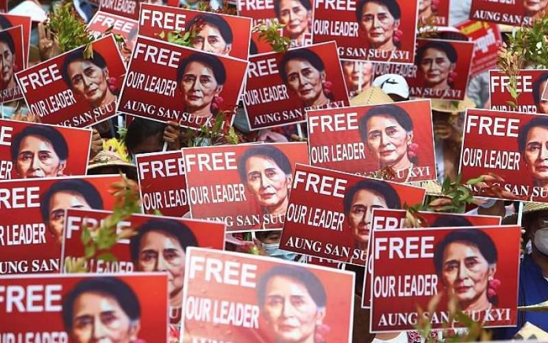 تحریم آمریکا علیه شورای نظامی میانمار