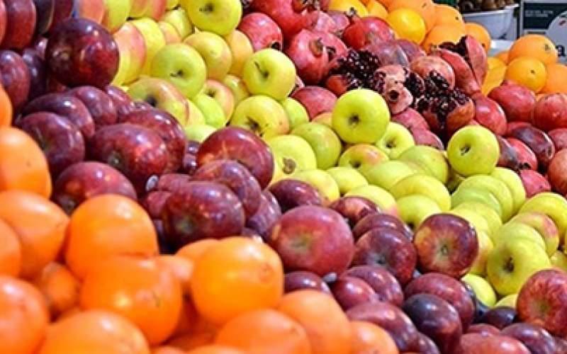 میوه در حال حذف شدن از سبد غذایی است