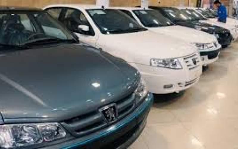 کاهش ۱ تا ۴میلیون تومانی قیمت خودرو