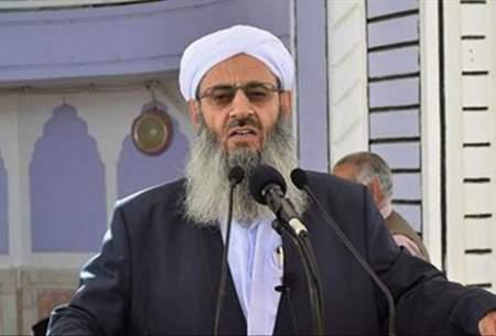 بیانیه مولوی عبدالحمید درباره تیراندازی به سوختبران