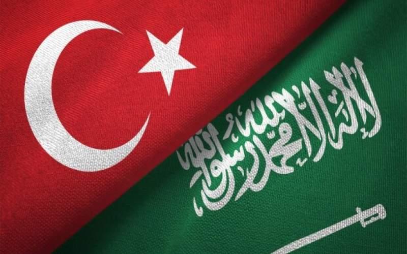 کاهش واردات عربستان از ترکیه رکورد زد
