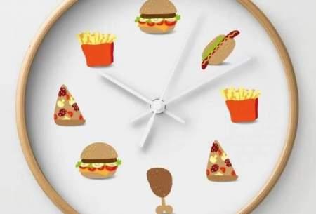 میخواهید لاغر شوید؟دراین ساعت شام بخورید