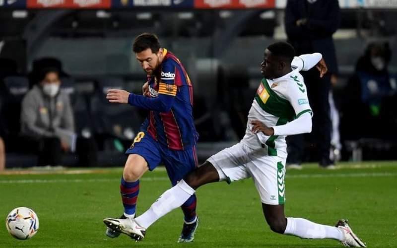 با درخشش مسی؛ امیدهای بارسلونا زنده ماند