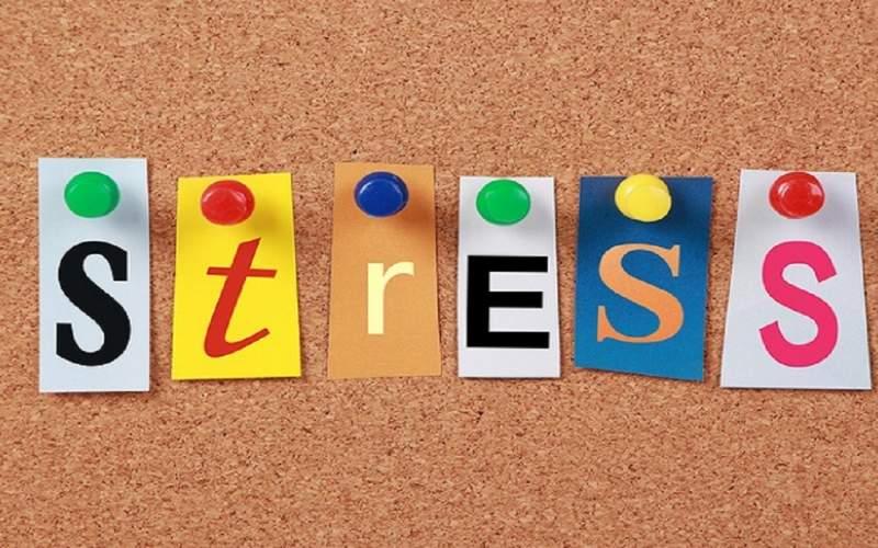 چگونه با استرس کاری خود مقابله کنیم؟