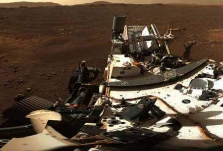اولین تصویر پانورامایِ «استقامت» از مریخ
