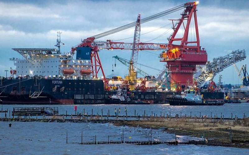 خروج شرکتهای اروپایی از پروژه نورد استریم