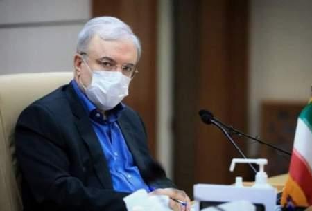 دلخوری کارکنان بهشت زهرا از وزیر بهداشت