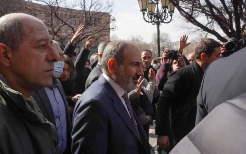 یك بحران سیاسی برای نخست وزیر  ارمنستان