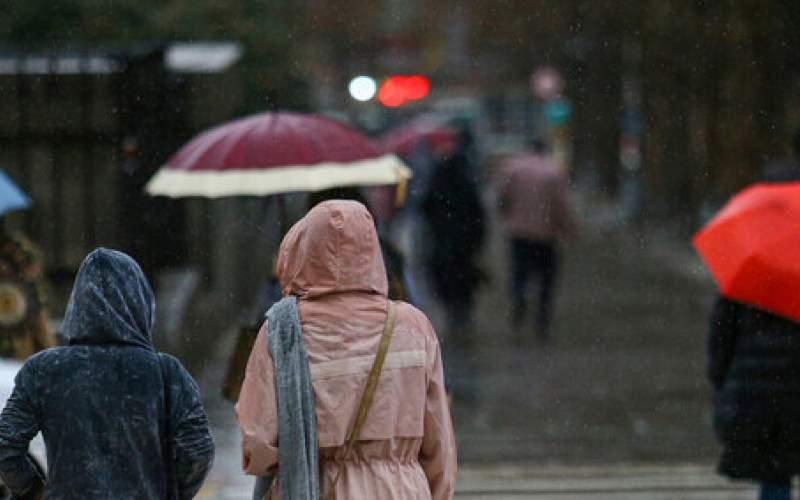 ورود سامانه بارشی  به کشور طی هفته آینده