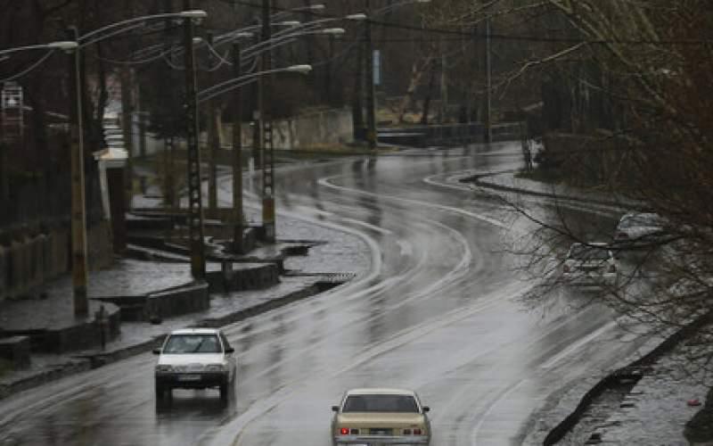 ترافیک روان در جادههای سراسر کشور