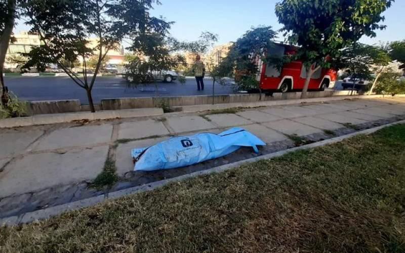 تصادف مرگبار اسکانیا و ولوو در شرق کشور