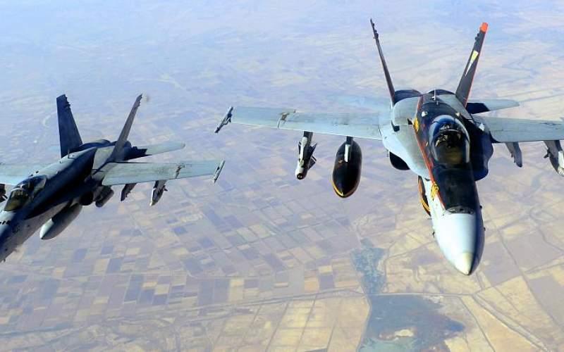 حمله به مواضعی درخاك  سوریه با دستور بایدن