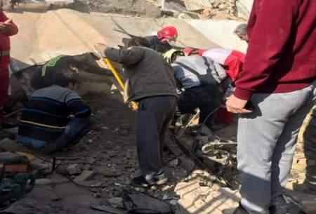 انفجار دو واحد مسکونی در پاکدشت