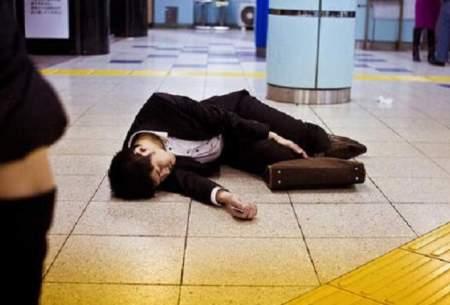سبقت خودکشی از کرونا در ژاپن